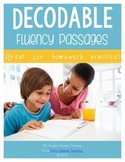 Decodable Fluency Passages