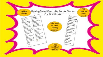 Decodable Reader - I'm A Caterpillar (R-controlled vowels