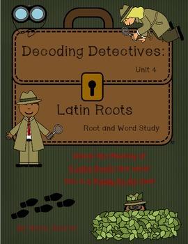 Decoding Detectives: Latin Root & Word Vocabulary Study UN