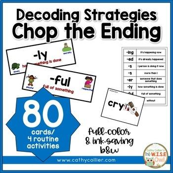 Decoding Strategies: Chop the Ending
