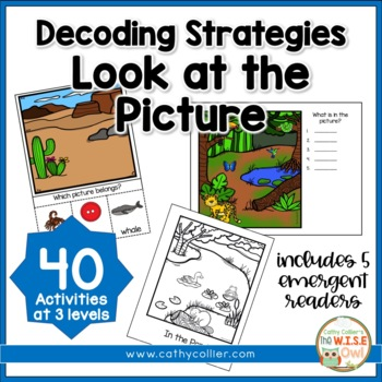 Decoding Strategies: Look at the Picture