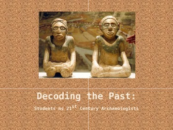 Decoding the Past (PowerPoint)