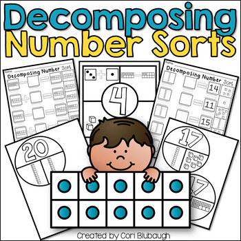 Decomposing Number Sorts