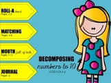 Decomposing Numbers: A February Mini Math Unit