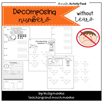 #merrymonday Decomposing Numbers