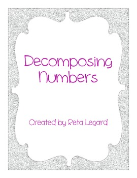 Decomposing Numbers (Place Value)