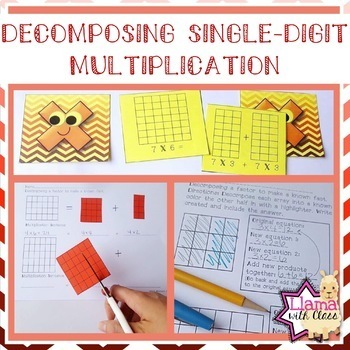 Decomposing Single-Digit Multiplication... by Llama with Class ...