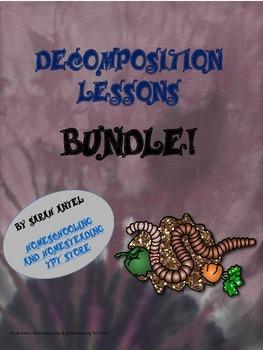 Decomposition Lesson Plans Bundle