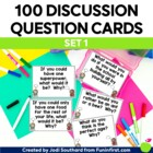 Discussion Question Cards {Deep Thinking for Little Minds}