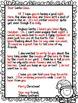 Deer Santa Claws - A Christmas Homonym Activity