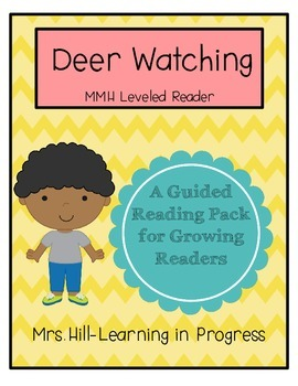 Deer Watching - Guided Reading for Growing Readers