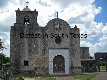 Defeat in South Texas