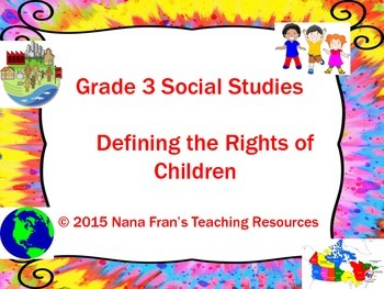 Defining the Rights of Children