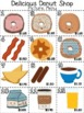 Delicious Donut Shop {Adding and Subtracting Money}