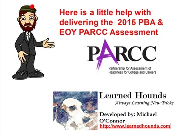 Delivering the PARCC Assessment (activinspire)