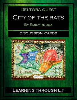 Deltora Quest THE CITY OF THE RATS Discussion Cards