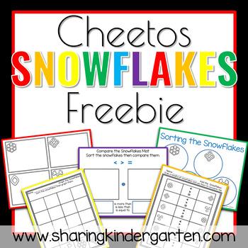 Snowflakes {Winter Freebie File}