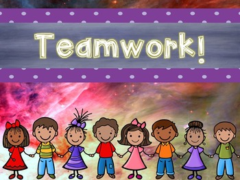 Demonstrate Teamwork: A PowerPoint Lesson