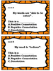 Denotation and Connotation Task Cards