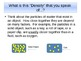 Density, Buoyancy and Particle Theory Powerpoint and Experiement