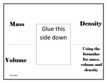 Density Foldable