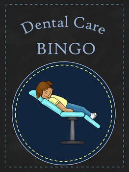 Dental Care Bingo