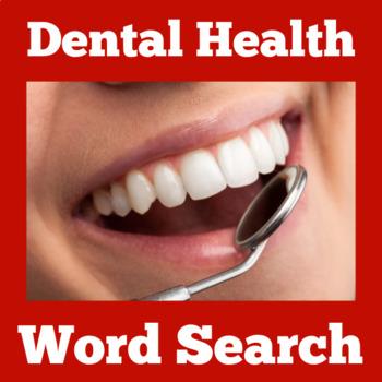 Dental Health Activity | Dental Health Month | Dentist | Teeth