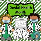Dental Health and Hygeine for lower elementary Kindergarte