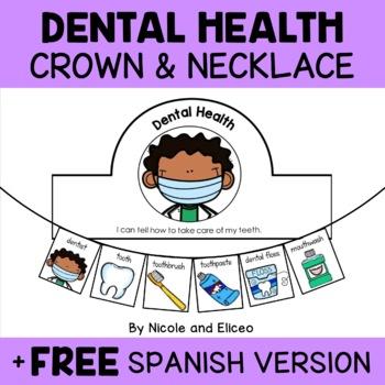 Dental Health Crown Craft