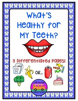 Dental Health - Healthy or Not Healthy