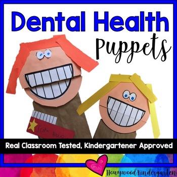 Dental Health Puppets for healthy, happy teeth!