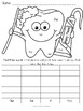 Dental Health Sight Word Graphing