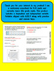 Dependent and Independent Variables Foldable for Interacti