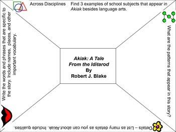 Depth and Complexity - Akiak