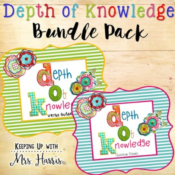 Depth of Knowledge Bundle