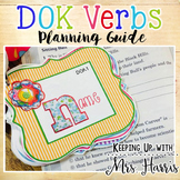 Depth of Knowledge - Verbs Guide