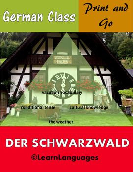 Der Schwarzwald - Intermediate German