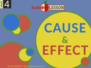 Describe the Cause-and-Effect Structure of Text