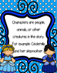 Describing Characters from Fairy Tales {Cinderella 1st Grade}