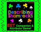Describing Shamrocks - Attributes