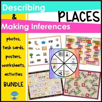 Describing and Inferring Bundle- Places- Speech, Reading,