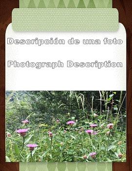 Bilingual Photo Description/Descripción de una foto