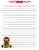 Descriptive Writing Template December is an Exciting Month