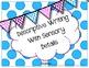 Descriptive Writing With Sensory Details Printable Booklet