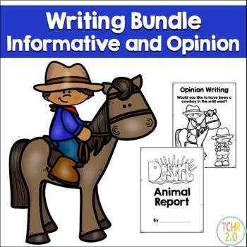 Wild West Writing Bundle Desert Research Cowboy Opinion
