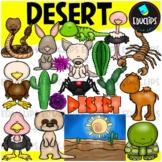 Desert Clip Art Bundle