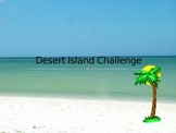 Desert Island Team Building, Cooperative Learning Challenge