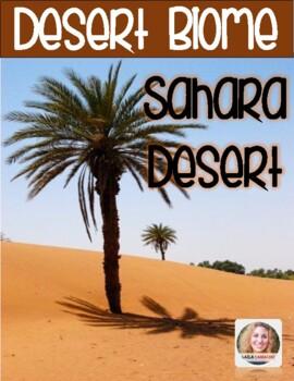 Desert The Sahara Desert
