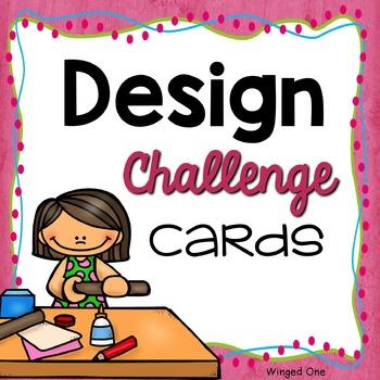 Design Challenge Cards