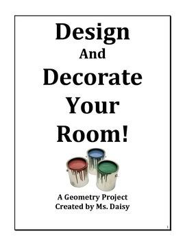 Design & Decorate Your Room